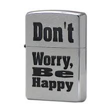Zippo 200 <b>Don</b>'<b>t worry</b> Be Happy, <b>Зажигалка Зиппо</b> с надписью Don ...