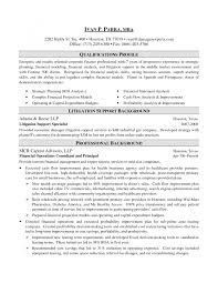 cover letter template for  investment banking resume example        banking resume vp of sales sample smlf