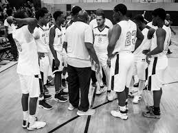 telander orr sits in the center of the storm chicago sun times coach lou adams talks to his players during a timeout against westinghouse college prep at orr