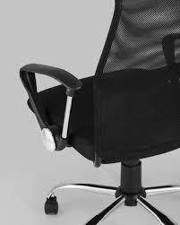<b>Кресло офисное TopChairs Benefit</b> черное – купить по цене 6990 ...