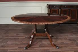 Hickory Dining Room Table 60 Dining Table Is Also A Kind Of Round Flame Mahogany Dining Room