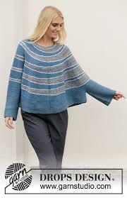 <b>Winter</b> Swagger / DROPS 207-10 - Free knitting <b>patterns</b> by DROPS ...