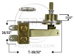 mojo switches acirc switchcraft l type way toggle switch for  switchcraft l type 3 way toggle switch for 3 pickup guitars