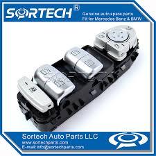 Auto Parts Power Window Regulator Switch for <b>Mercedes Benz</b> ...