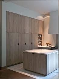 limed oak kitchen units: limed oak kitchen cabinets minimalist limed oak kitchen cabinets by aidarchitecten via atticmag