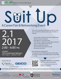 suit up a career fair networking event polk state college