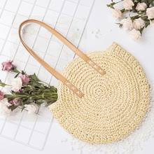 Shop <b>Straw Bags</b> Women Summer Rattan <b>Bag Handmade Woven</b> ...
