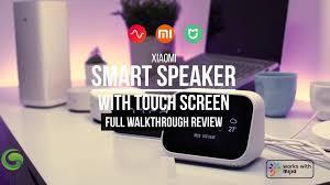 Gadgets store - Xiaomi <b>AI Touch Screen bluetooth</b> 5.0 Speaker ...