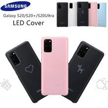 Оригинальный <b>Samsung Smart LED чехол</b> для <b>Samsung Galaxy</b> ...