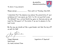 usa vs world cup signed jurgen klinsmann note urges usa vs world cup 2014 signed jurgen klinsmann note urges bosses to give employees day off to support us soccer team the independent