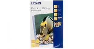 41706 Глянцевая <b>фотобумага EPSON Premium Glossy</b> Photo ...