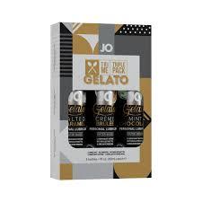 <b>Подарочный Набор Лубрикантов</b> System JO Limited Edition <b>Tri</b> ...