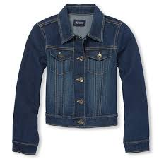<b>Girls Denim Jacket</b> - The <b>Children's</b> Place