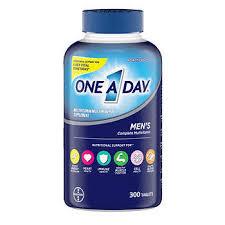 <b>One</b> A Day Men's <b>Multivitamin</b>, 300 <b>Tablets</b>