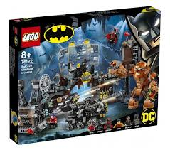 <b>Конструктор LEGO</b> DC <b>Super</b> Heroes 76122 Вторжение Глинолик ...