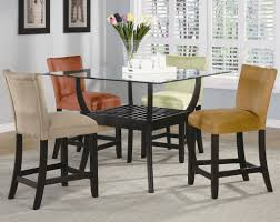 Tall Dining Room Sets Hokku Designs Bridgette 7 Piece Counter Height Dining Set Bathroom