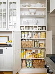 Kitchen Pantries 20 Variants Of White Kitchen Pantry Cabinets Interior Design