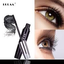 LULAA <b>1pc</b> 4D <b>Silk Fiber</b> Makeup <b>Eyelash</b> Mascara Lasting ...