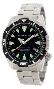 <b>Часы Momentum</b> M30 DSS Automatic стальной браслет