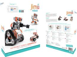 <b>UBTECH JIMU</b> Robot <b>AstroBot</b> Series: Cosmos Kit / App-Enabled ...