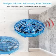 UFO Flying <b>Ball</b> RC Helicopters <b>Remote</b> Control Toys Mini Induction ...