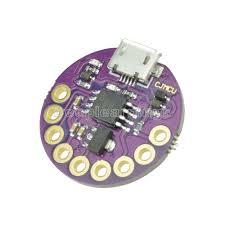 1PCS <b>LilyTiny LilyPad</b> ATtiny85 <b>Development Board</b> Module Micro ...