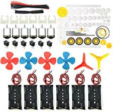 DC Motor Kit: Toys & Games - Amazon.com