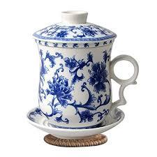 Hwagui - <b>Best</b> Chinese <b>Jingdezhen</b> Blue And White <b>Porcelain</b> Tea ...