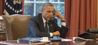 """Résultat de recherche d'images pour """"obama téléphone poutine"""""""