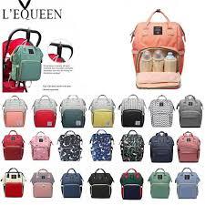 <b>LEQUEEN Diaper Bag Backpack</b>