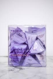TRIMAY > <b>Ночная маска для повышения</b> эластичности Trimay ...