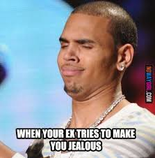 When Your Ex Tries To Make You Jealous | My Friend, Friends and Lol via Relatably.com