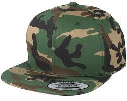 Green <b>Camo Snapback</b> - <b>Yupoong</b> - Start <b>бейсболку</b> - Hatstore