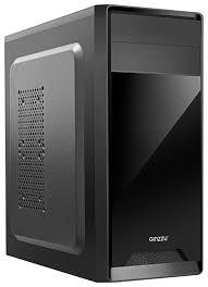Компьютерный <b>корпус Ginzzu C200 Black</b> — купить по выгодной ...
