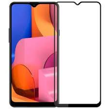 Buy Samsung Galaxy A20s <b>Full Screen</b> 3D <b>Tempered</b> Glass Screen ...