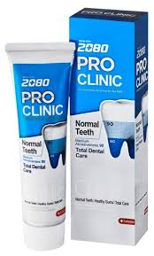 <b>Зубная паста</b> Dental Clinic 2080 <b>Профессиональная защита</b> ...