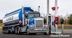 Synergy <b>Diesel</b> Efficient™ <b>fuel for</b> fleets