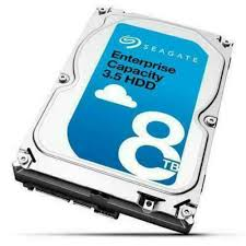Seagate Enterprise 8 TB,Internal,7200 RPM,3.5 inch ...