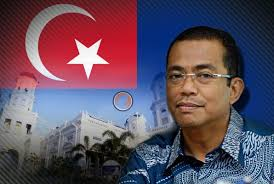 """MB JOHOR - Mohamed Khaled Nordin. Khaled : """"The decision has been made. It is the order made by Sultan Ibrahim, as the head of the Islamic religion in the ... - mole-MB-JOHOR---Mohamed-Khaled-Nordin"""