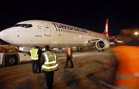 Image result for Turkish Airlines staff assault Nigerian woman in Istanbul