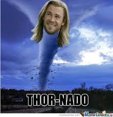 Just Thor by shepard - Meme Center via Relatably.com