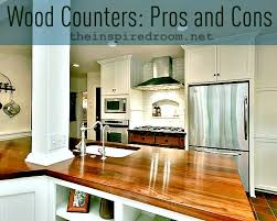 kitchen worktops ideas worktop full: wood kitchen counters pros amp cons amp faq my experience the inspired room