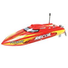 <b>Радиоуправляемый катер ProBoat</b> Recoil 17 Deep V Brushless RTR