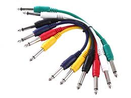 <b>Аксессуар</b> Basic Line Patch Cable Jack 6 3mm - Jack 6 3mm 6шт ...