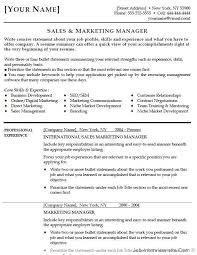 free  top professional resume templatesmarketing manager resume thumb marketing manager resume