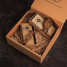 <b>Original</b> Sandal <b>Gift</b> Set | WoodWatch wooden watch | Free shipping ...