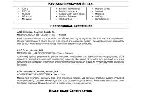 Sample Resume  Medicare Billing And Collections Specialist Resume