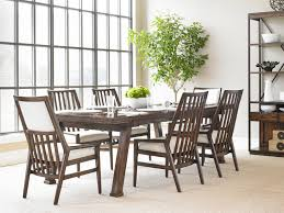 Stanley Furniture Dining Room Costa Del Sol Andalusian 72quot Round Pedestal Dining Table By
