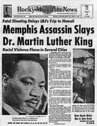 「king assassination」の画像検索結果