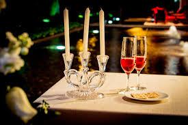 Image result for cena romantica con mariscos